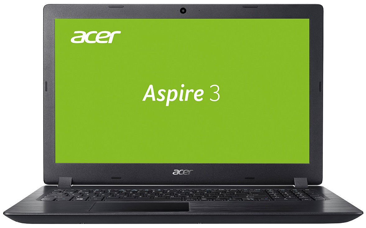 Купить Ноутбуки, Ноутбук Acer Aspire 3 A315-51 NX.H9EEU.010 Obsidian Black
