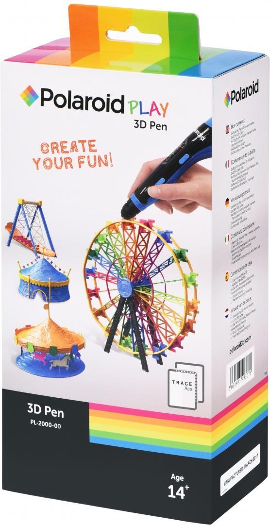 3D ручка Polaroid для об ємного малювання PLAY – купити в інтернет ... d1e710c329b5d