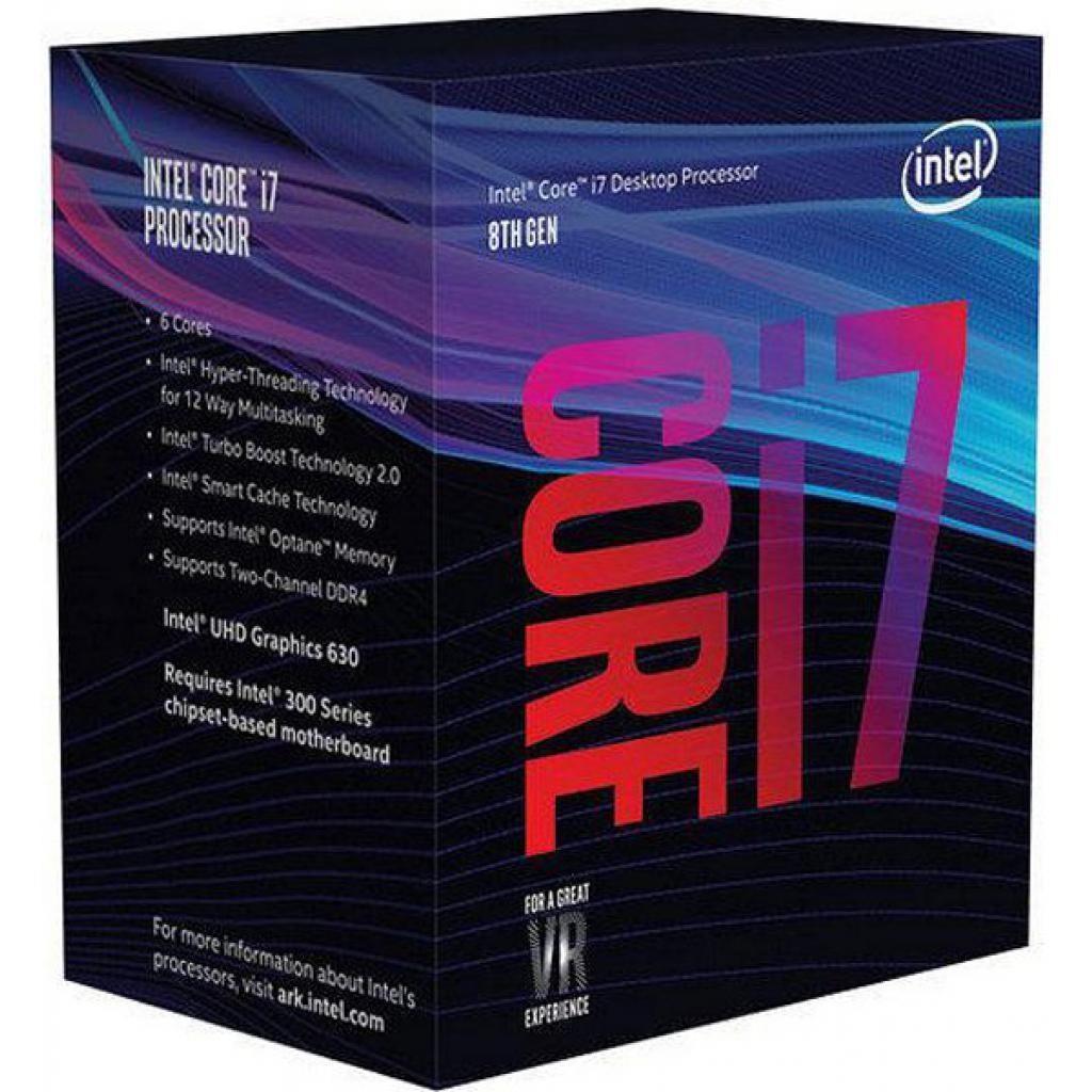 Купить Процесор Intel Core i7-8700 (BX80684I78700) Box