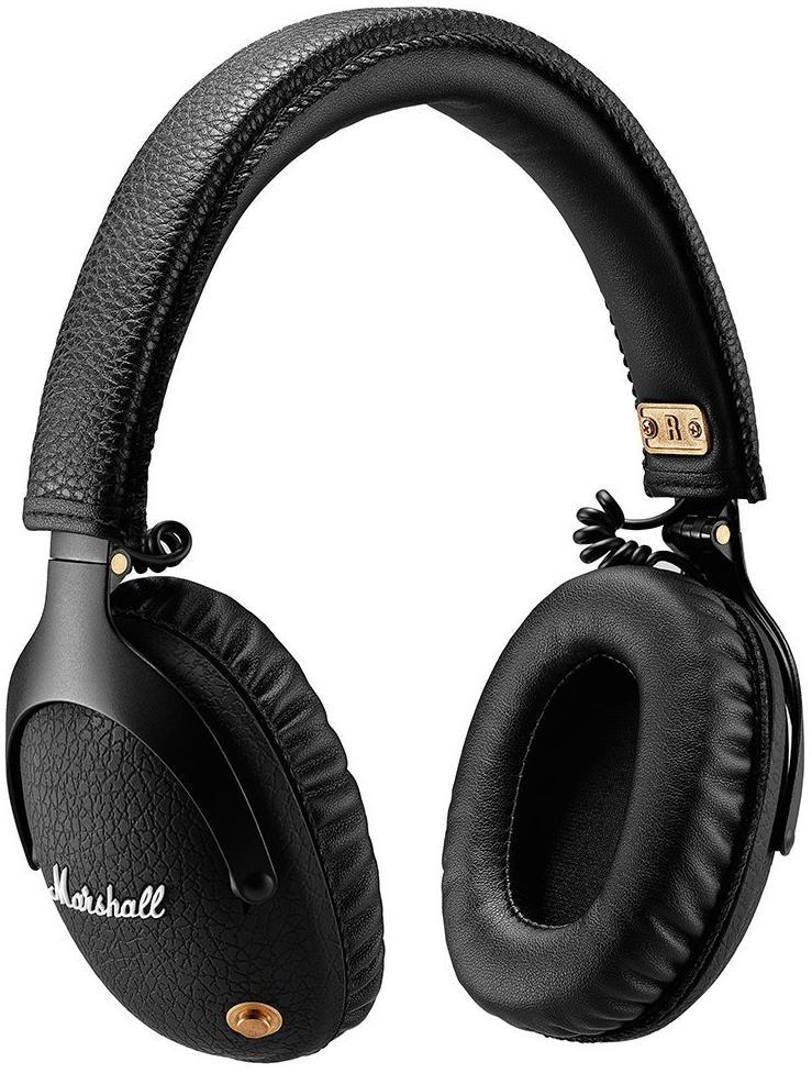 Купить Навушники та гарнітури, Гарнітура Marshall Monitor Bluetooth Black (4091743.0)