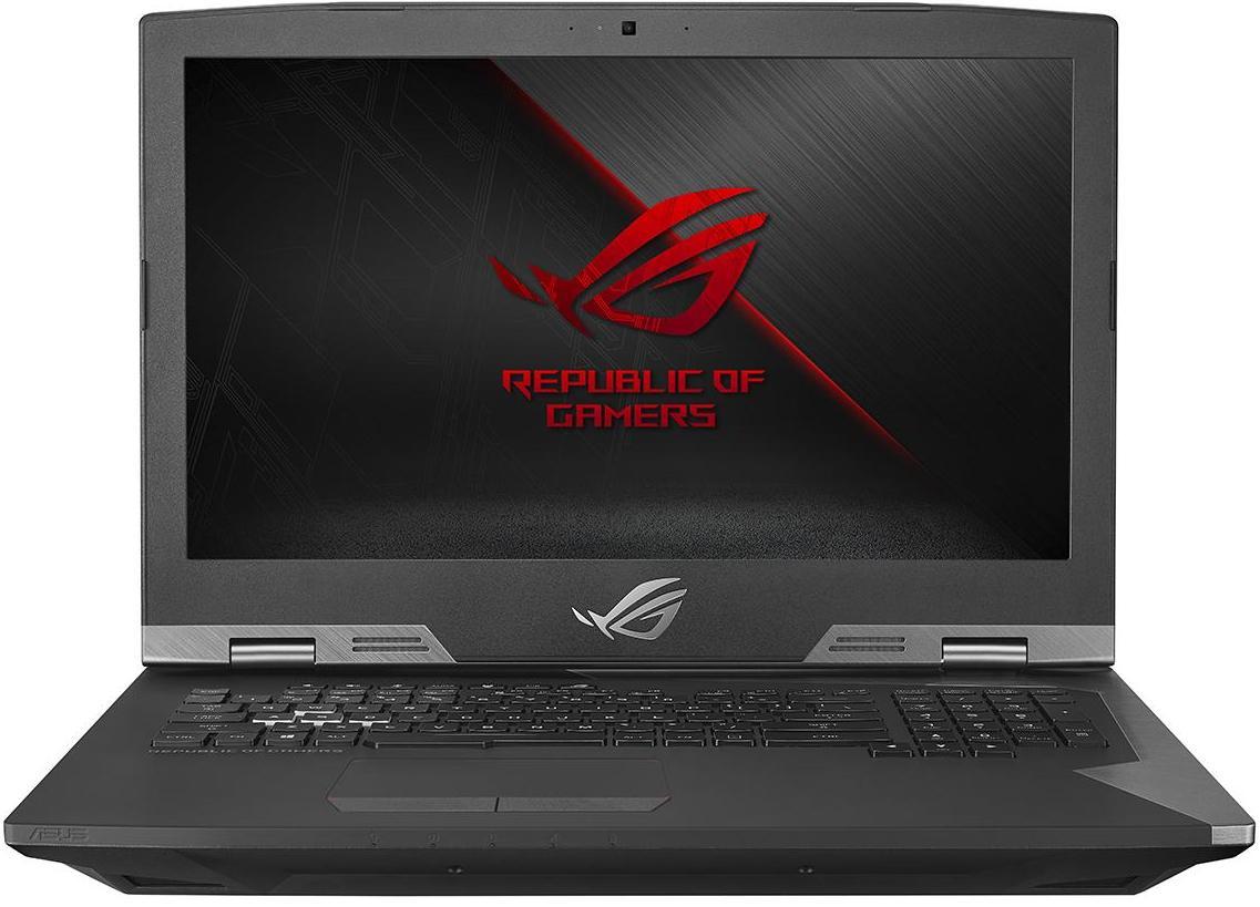 Купить Ноутбук ASUS ROG G703VI-E5003T Titanium