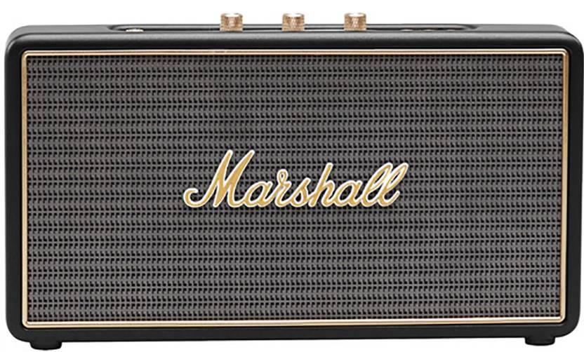 Купить Акустичні системи, Портативна акустика Marshall Stockwell Black (4091390)