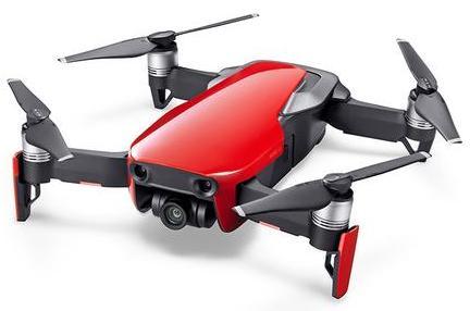 Купить Квадрокоптер DJI Mavic Air Flame Red (CP.PT.00000148.01)