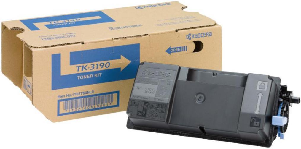 Купить Тонер-картридж Kyocera TK-3190 25k Black, 1T02T60NL0