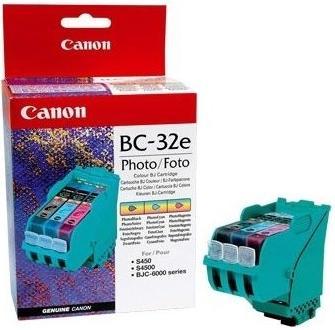 Купить Картридж Canon BJ-S450/S4500/6000 Color, 4610A002