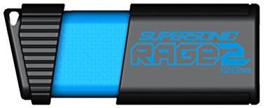 Купить Флешка USB Patriot Supersonic Rage 2 128GB PEF128GSR2USB Black