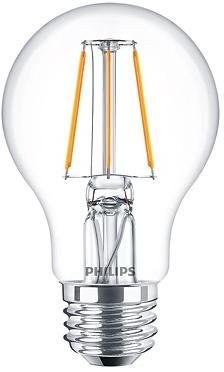 Купить Лампа світлодіодна декоративна Philips LED Classic ND E27 4-50W WW CL A60, 929001237108