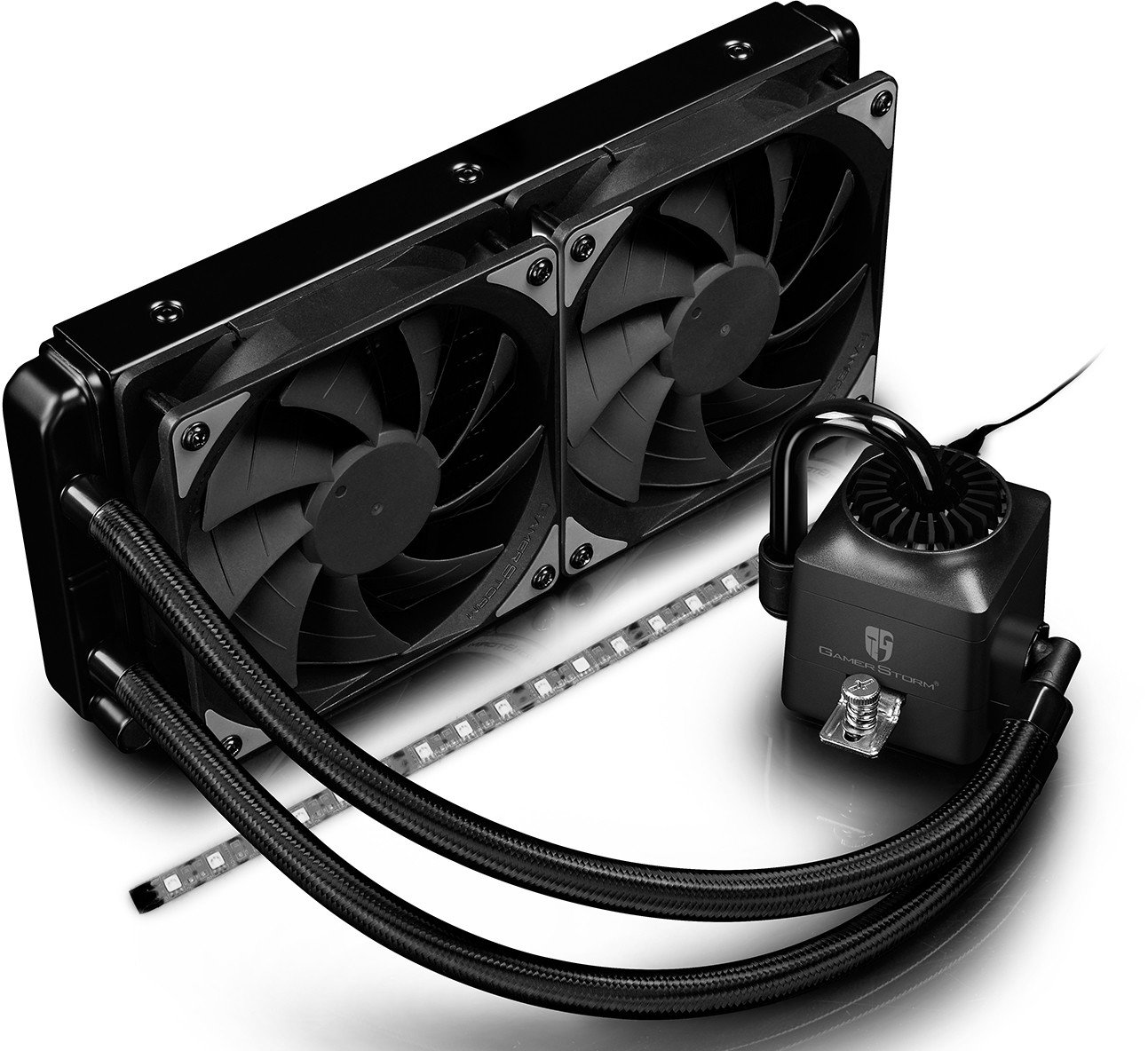 Купить Кулер Deepcool CAPTAIN 240EX RGB