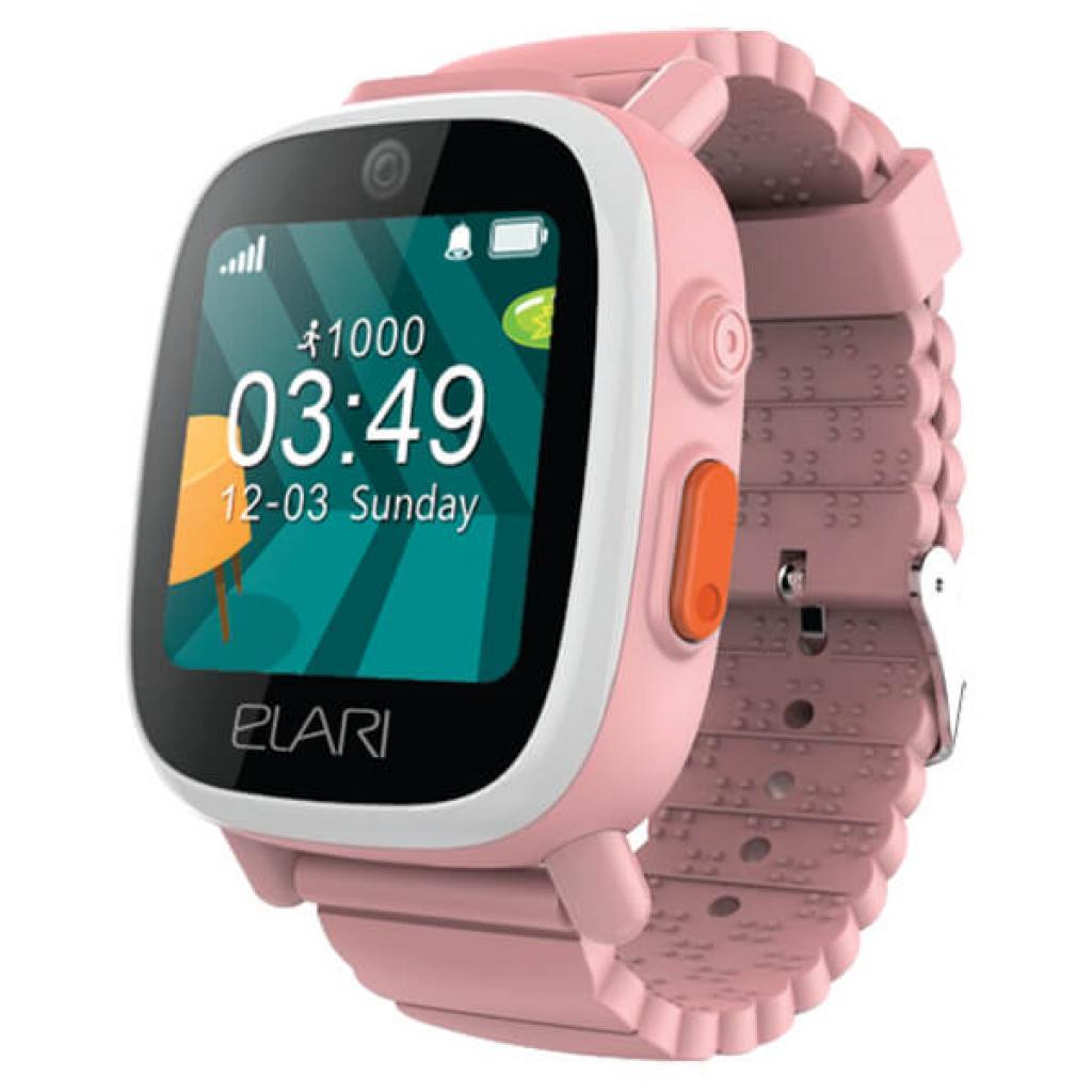 Купить Смарт годинник Elari FIXITIME 3 Pink (ELFIT3PNK)