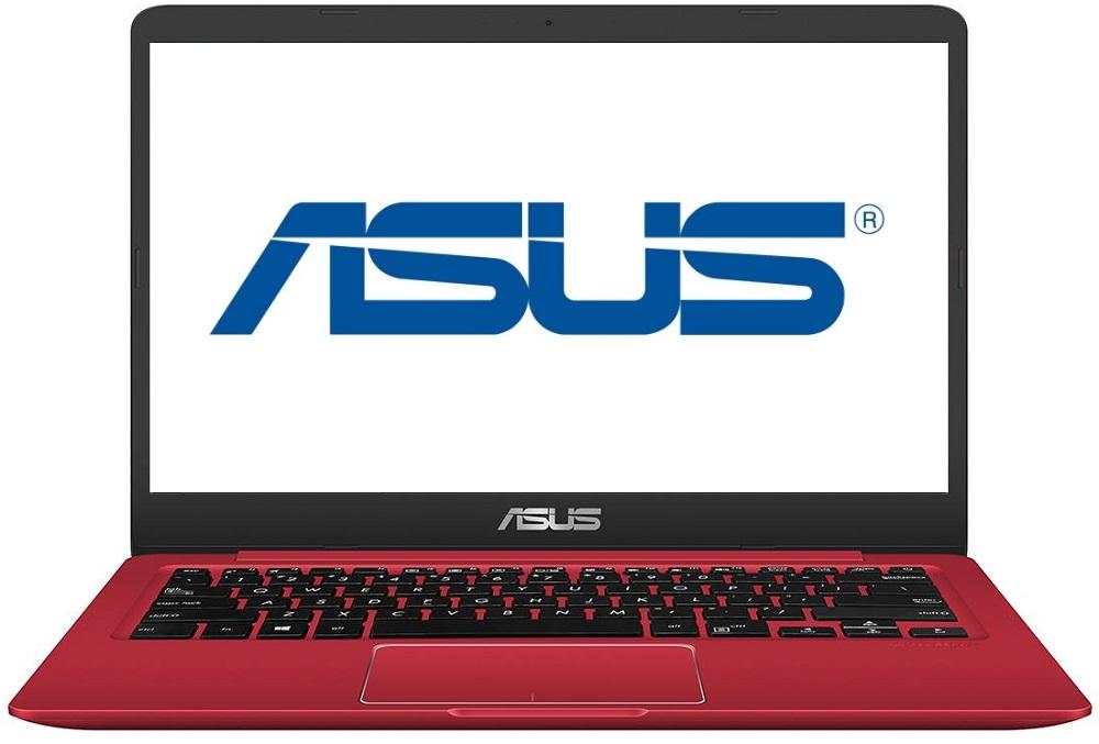 Купить Ноутбук ASUS VivoBook X411UN-EB165 Red