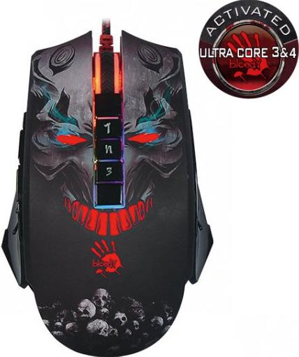Купить Миші, Миша A4tech P85A Activated Bloody Skull (P85A Bloody Skull)