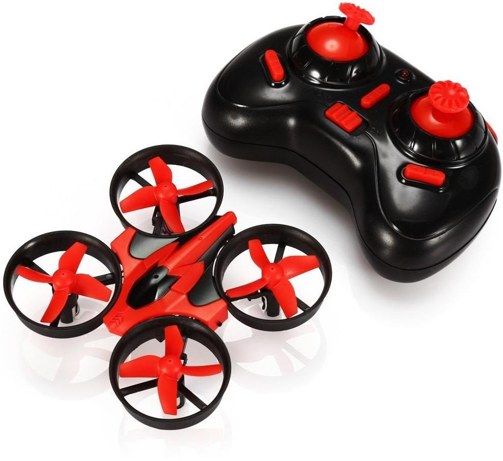 Купить Квадрокоптер Eachine E010 Mini Red with Battery (SKU447810/red/2bat)