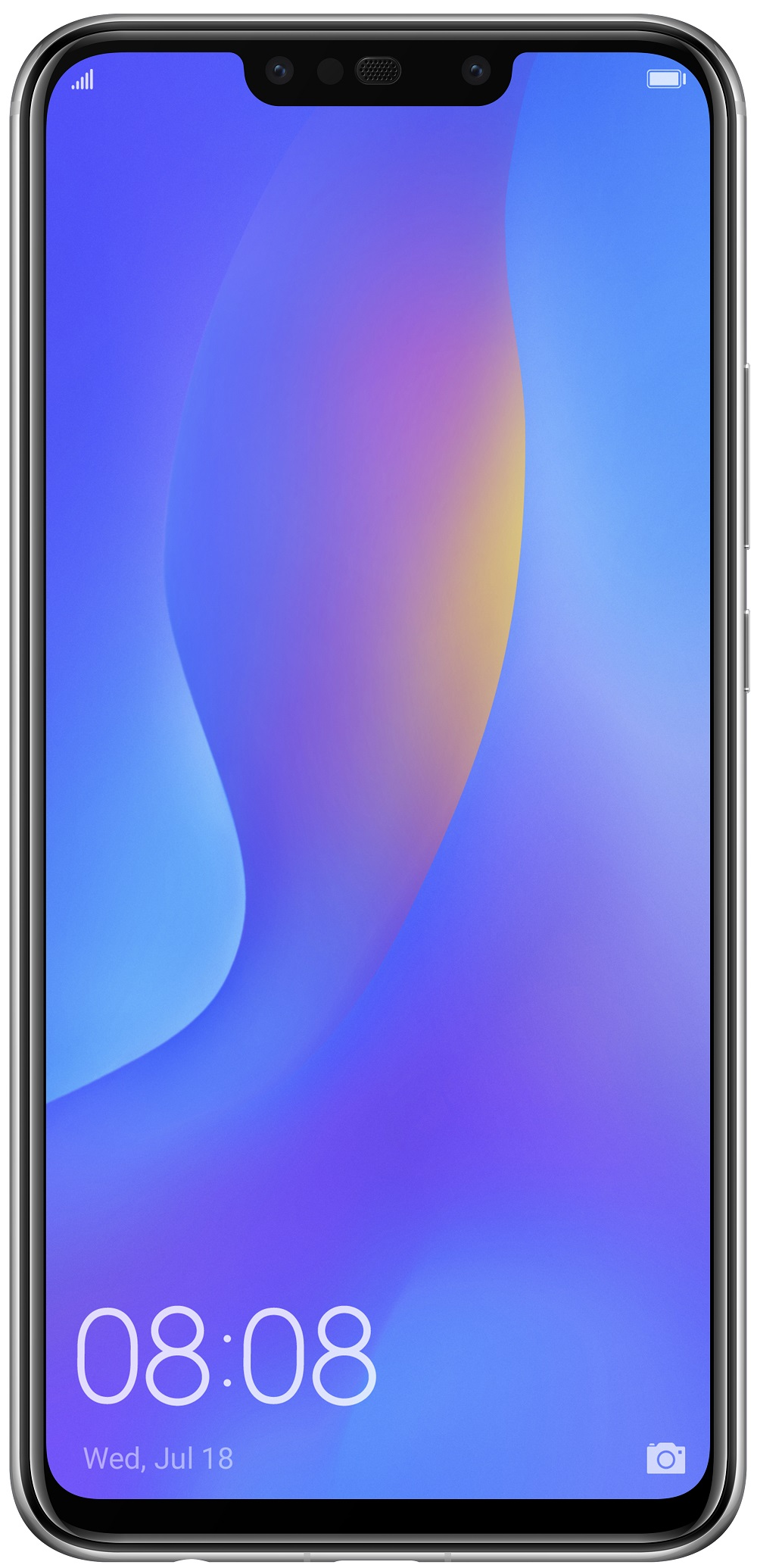 Купить Смартфон Huawei P Smart Plus 4/64GB White (51093DYA)