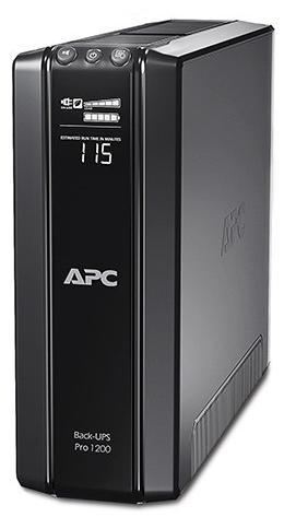 Купить Пристрої безперебійного живлення UPS, ПБЖ APC Back-UPS Pro 1200VA CIS (BR1200G-RS)