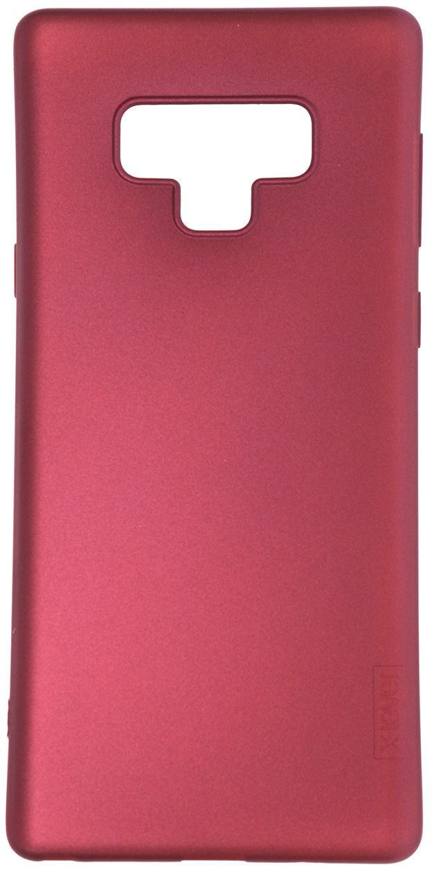 Купить Аксесуари для мобільних телефонів, Чохол X-LEVEL for Samsung Note 9 - Guardian Series Wine Red, КТС242712