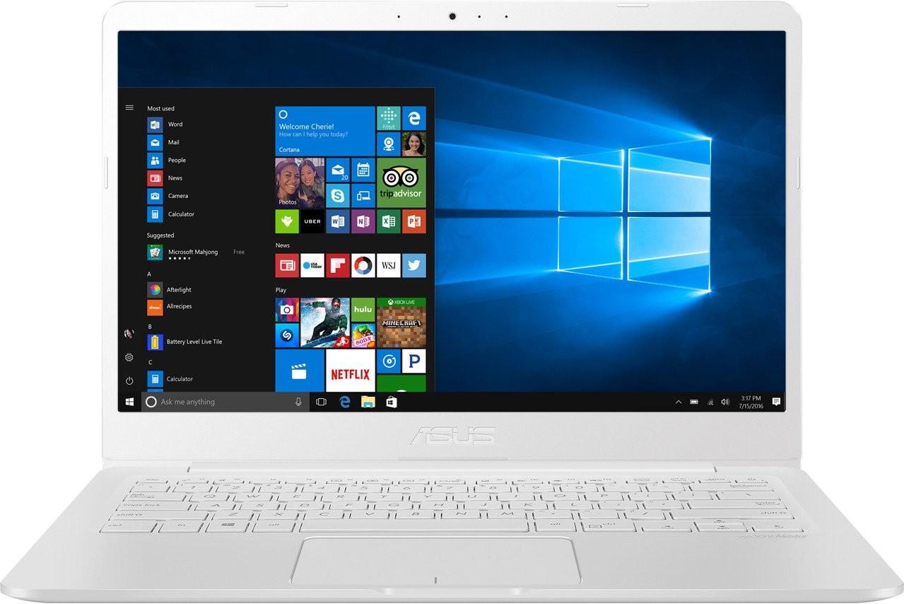 Купить Ноутбук ASUS E406MA-EB175T White