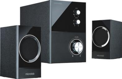 Купить Акустична система Microlab M-223 чорна