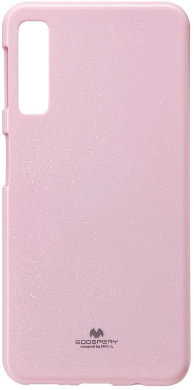 Купить Чохол Goospery for Samsung Galaxy A7 A750 - Jelly Case Pink (8809550381827)