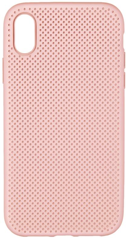 Купить Чохол 2E for Apple iPhone Xr - Dots Pudra (2E-IPH-XR-JXDT-PR)