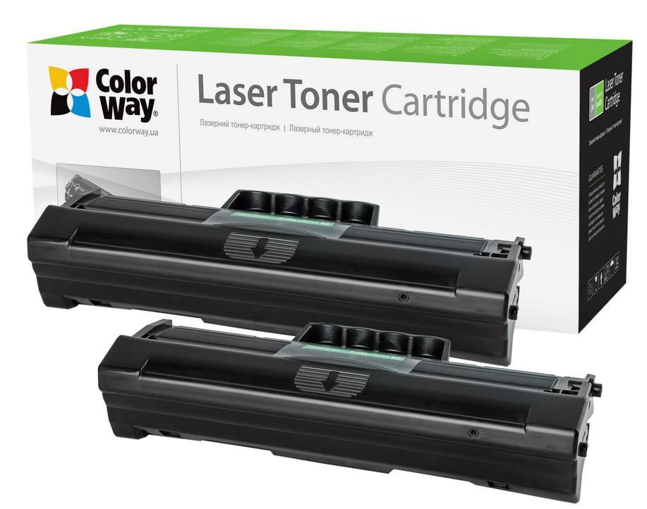 Купить Картриджі, Картридж ColorWay для Samsung ML-2160/2165W/SCX-3400 (D101S) Dual Pack, CW-S2160FM