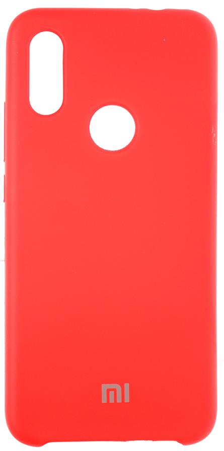 Чохол HiC for Xiaomi Redmi 7 - Silicone Case Red  (SCXR7-14)