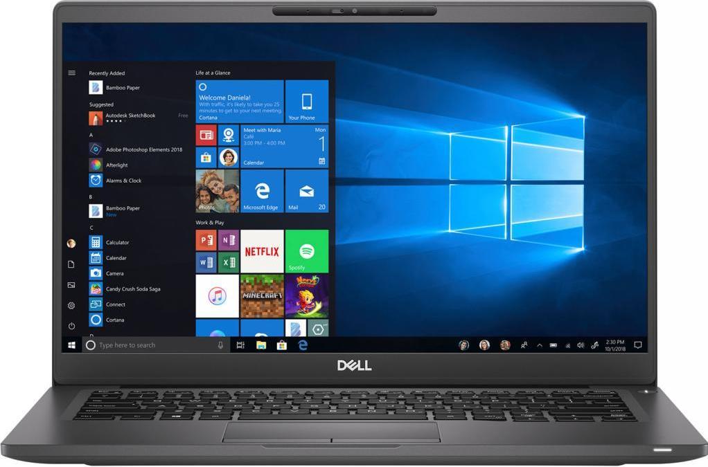 Купить Ноутбуки, Ноутбук Dell Latitude 7400 N060L740014ERC_W10 Black
