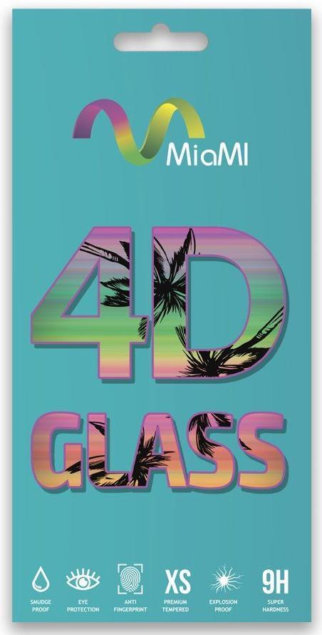 Купить Аксесуари для мобільних телефонів, Захисне скло MiaMI 4D for Xiaomi Redmi 7 - Full Glue Glass Black (00000009055)