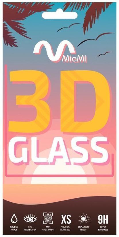 Купить Аксесуари для мобільних телефонів, Захисне скло MiaMI 3D New for Samsung A105 A10 - 2019 - Full Glue Black (00000000850)