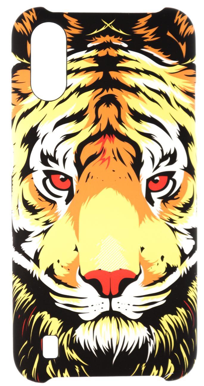 Купить Аксесуари для мобільних телефонів, Чохол Milkin for Samsung A01 A015 2020 - Creative Night Light TIGER T10 (MC-NL-SMA01-TG)