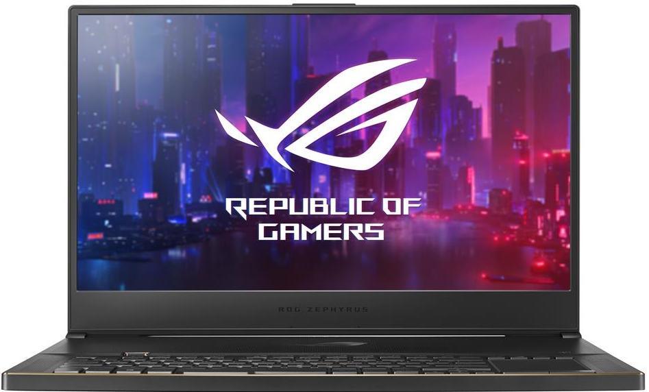 Купить Ноутбуки, Ноутбук ASUS ASUS ROG Zephyrus S GX701LXS-HG039T Black