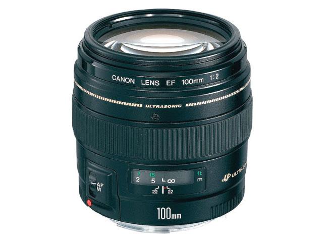 Купить Об'єктив Canon EF 100mm f/ 2.0 USM, 2518A012