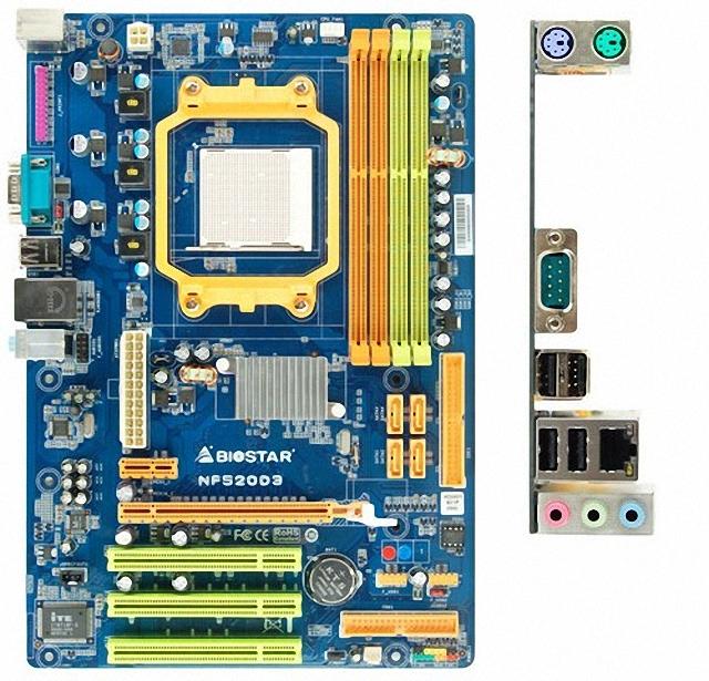 Biostar NF520D3 Windows 8 X64 Treiber