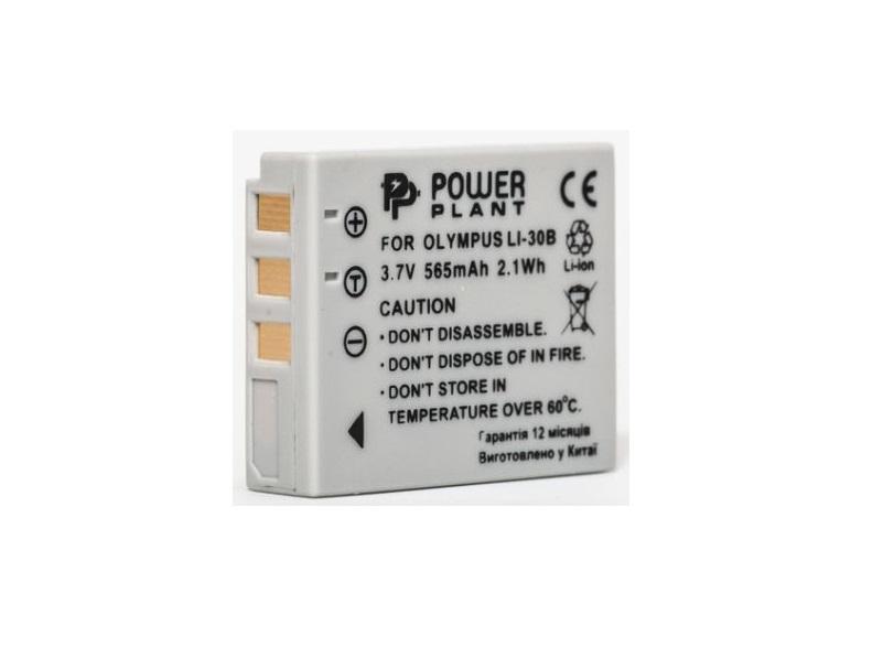 Купить Aкумулятор PowerPlant Olympus Li-30B, DV00DV1058