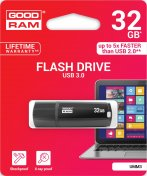 Флешка USB GoodRam Mimic 32 ГБ (UMM3-0320K0R11) чорна