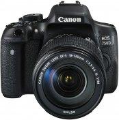 Цифрова фотокамера дзеркальна CANON EOS 750D kit 18-135mm IS STM
