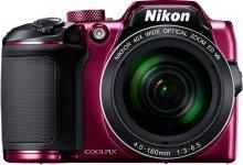 Цифрова фотокамера Nikon Coolpix B500 фіолетова
