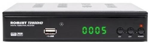 ТВ-тюнер Romsat T2900HD