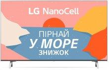 Телевізор LED LG 43NANO776PA (Smart TV, Wi-Fi, 3840x2160)