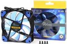 Вентилятор для корпуса ProLogix PLF-SB120B4 синій