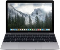 Ноутбук Apple A1534 MacBook (MLH82UA/A) сірий