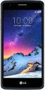 Смартфон LG K8 X240 2017 темно-синій