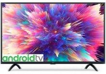 Телевізор LED Xiaomi Mi TV 4A (Android TV, Wi-Fi, 1366x768)