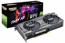 Відеокарта Inno3D RTX 3060 Twin X2 (N30602-12D6-119032AH)