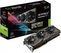 Відеокарта ASUS GTX1080 Strix (STRIX-GTX1080-A8G-GAMING)