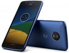 Смартфон Motorola Moto G5 XT1676 2/16 ГБ синій