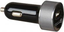 Автомобільний зарядний пристрій GREENWAVE CH-CC-131QC USB 3.1A чорний
