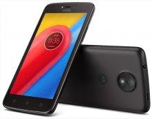 Смартфон Motorola Moto С 3G XT1750 чорний