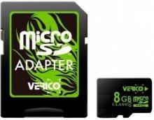 Карта пам'яті Verico Micro SDHC 8GB (1MCOV-MAH883-NN)