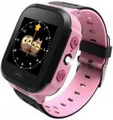 Смарт годинник GOGPS.ME K12 with SIM Kyivstar and GPS Pink (K12PK) 9c7c43b905906
