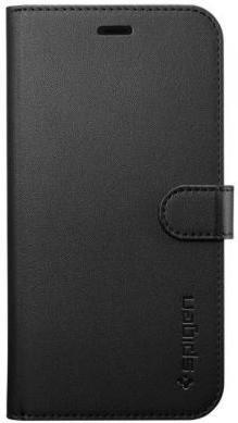 Чохол-книжка Spigen для Apple iPhone Xr - Wallet S Black ffbcb5f99230b